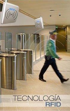 Sistemas de control de personas por RFID