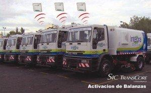 Sistemas de control de flotas de vehículos