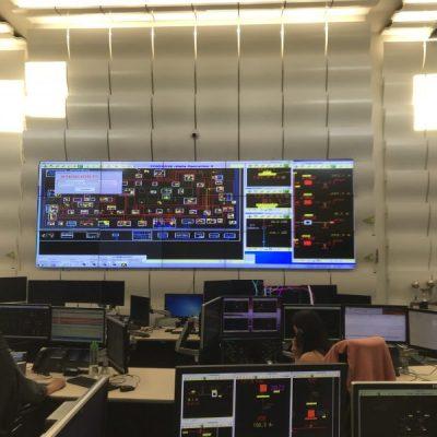 Sala de crisis, mobiliario, control y monitoreo Bogota