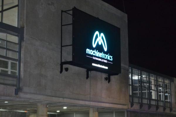 Pantalla LED exterior Medellin